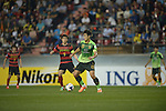 Pohang Steelers vs Jeonbuk Hyundai Motors during the 2014 AFC Champions League Round of 16 2nd Leg match on May 13, 2014 at the International Stadium Yokohama in Yokohama, Japan. Photo by World Sport Group