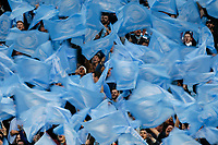 Manchester City fans before the UEFA Champions League Quarter Final second leg match between Manchester City and Tottenham Hotspur at the Etihad Stadium on April 17th 2019 in Manchester, England. (Photo by Daniel Chesterton/phcimages.com)<br /> Foto PHC/Insidefoto <br /> ITALY ONLY