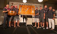 2015 Transpac finish 7_31_15 sg<br /> Trophy Presentation
