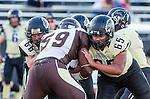 11-01-13 West Torrance vs Peninsula - Varsity Football