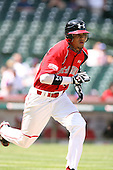 August 18 2008:  Donavan Tate (23) of the Team One team during the 2008 Under Armour All-American Game at Wrigley Field in Chicago, Illinois.  (Copyright Mike Janes Photography)