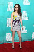 Kristen Stewart at the 2012 MTV Movie Awards held at Gibson Amphitheatre on June 3, 2012 in Universal City, California. ©mpi29/MediaPunch Inc.
