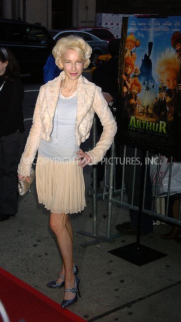 WWW.ACEPIXS.COM . . . . .  ....December 7, 2007, New York City....Penny Balfour attends the 'Arthur and the Invisibles' Premiere.....Please byline: AJ Sokalner - ACEPIXS.COM.... *** ***..Ace Pictures, Inc:  ..(212) 243-8787 or (646) 769 0430..e-mail: picturedesk@acepixs.com..web: http://www.acepixs.com