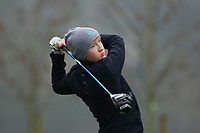 Aaron Marshall (Lisburn GC) during the first round of the Peter McEvoy Trophy played at Copt Heath Golf Club, Solihull, England. 11/04/2018.<br /> Picture: Golffile | Phil Inglis<br /> <br /> <br /> All photo usage must carry mandatory copyright credit (&copy; Golffile | Phil Inglis)