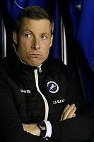 Neil Harris manager of Millwall FC during the Sky Bet Championship match between Millwall and Sheff Wednesday at The Den, London, England on 20 February 2018. Photo by Carlton Myrie.