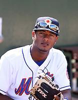 Jordany Valdespin - Mesa Solar Sox - 2010 Arizona Fall League.Photo by:  Bill Mitchell/Four Seam Images..