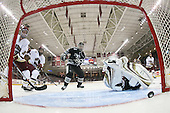 Philip Samuelsson (BC - 5), Tommy Cross (BC - 4), Kyle MacKinnon (Providence - 15), Parker Milner (BC - 35) - The Boston College Eagles defeated the Providence College Friars 4-1 on Tuesday, January 12, 2010, at Conte Forum in Chestnut Hill, Massachusetts.