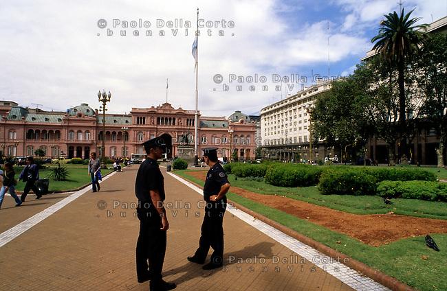 Bueno Aires - Casa Rosada