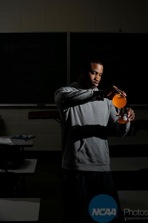 10 MAR 2011: Campus life photos taken at Rockhurst University in Kansas City, MO. Stephen Nowland/NCAA Photos