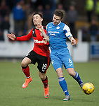Barrie McKay and Chris Higgins