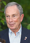 Mayor Michael Bloomberg attends the 12th Annual Spring Picnic Celebrating the Bette Midler New York Restoration Project's 18th Anniversary at Gracie Mansion in New York City on May 30th, 2013