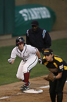 15 February 2008: Stanford Cardinal Rosey Neill during Stanford's 11-0 win against the Wichita State Shockers in the Stanford Invitational I at the Boyd and Jill Smith Family Stadium in Stanford, CA.