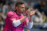 R. Renov. Zaragoza Adrian Pereira during Futsal Spanish Cup 2018 at Wizink Center in Madrid , Spain. March 16, 2018. (ALTERPHOTOS/Borja B.Hojas)