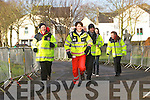 Red Cross at the Valentines 10 mile road race in Tralee on Saturday.