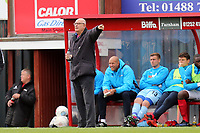 Dagenham manager John Still during Woking vs Dagenham & Redbridge, Vanarama National League Football at The Laithwaite Community Stadium on 7th October 2017