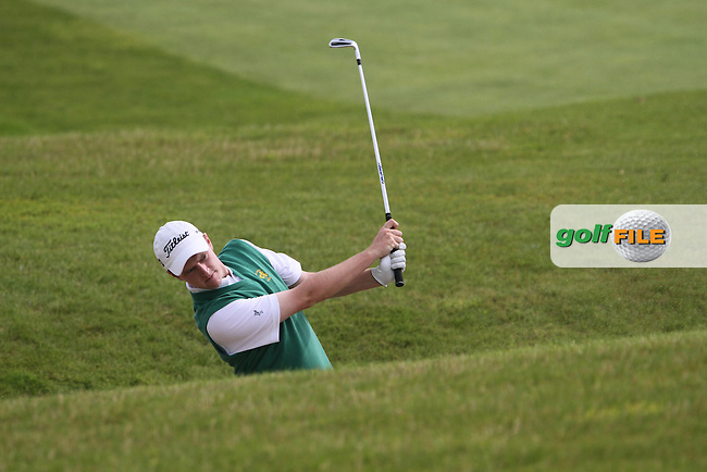 Kevin Phelan (Ireland) on the Final Day of the International European Amateur Championship 2012 at Carton House, 11/8/12...(Photo credit should read Jenny Matthews/Golffile)...
