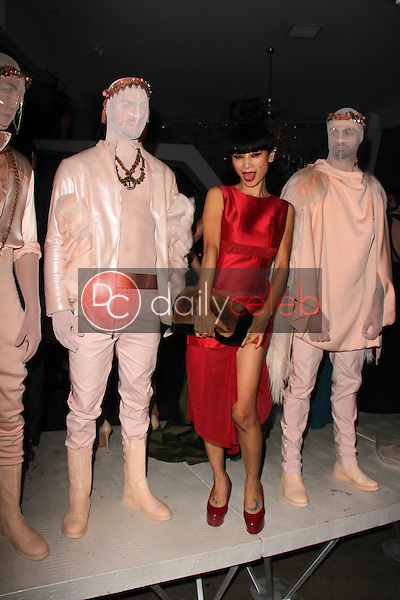 Bai Ling<br /> at Avant Garde Magazine Presents Couture Du Couture, Private Location, Culver City, CA 12-20-14<br /> David Edwards/DailyCeleb.Com 818-249-4998