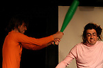 Pangea 3000 at Sketchfest NYC, 2008. Sketch Comedy Festival at the Upright Citizen's Brigade Theatre, New York City.