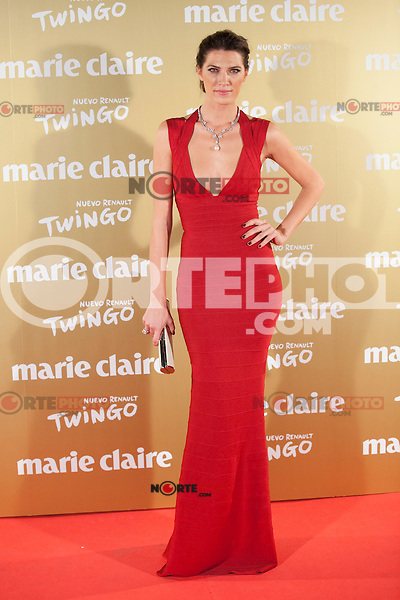 Laura Sanchez attends Marie Claire´s XII Fashion Prix ceremony in Madrid, Spain. November 19, 2014. (ALTERPHOTOS/Victor Blanco)