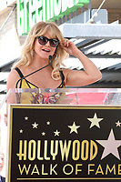 LOS ANGELES - MAY 4:  Goldie Hawn at the Kurt Russell and Goldie Hawn Star Ceremony on the Hollywood Walk of Fame on May 4, 2017 in Los Angeles, CA