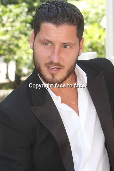 """Val Chmerkovskiy from """"Dancing with the Stars"""" attends Procter & Gamble's """"Everyday Effect"""" campaign with Loving Home hosted by Iams at Riverside Park's 72nd St. Dog Run in New York, 19.06.2013. Credit: Rolf Mueller/face to face"""