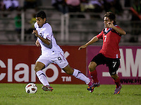 Mario Rodriguez, Marco Lapenna. The United States defeated Canada, 3-0, during the final game of the CONCACAF Men's Under 17 Championship at Catherine Hall Stadium in Montego Bay, Jamaica.