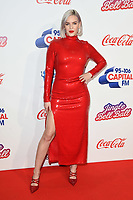 LONDON, UK. December 08, 2018: Anne Marie at Capital's Jingle Bell Ball 2018 with Coca-Cola, O2 Arena, London.<br /> Picture: Steve Vas/Featureflash