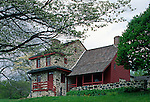 Lafayette's headquarters, Sept. 10 & 11, 1777, Brandywine Battlefield Park, Pennsylvania, USA