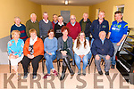 The West Kerry Agricultural Show Committee launching this year's agricultural show at the Dingle Mart.