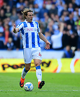 Huddersfield Town's Michael Hefele<br /> <br /> Photographer Chris Vaughan/CameraSport<br /> <br /> The EFL Sky Bet Championship Play-Off Semi Final First Leg - Huddersfield Town v Sheffield Wednesday - Saturday 13th May 2017 - The John Smith's Stadium - Huddersfield<br /> <br /> World Copyright &copy; 2017 CameraSport. All rights reserved. 43 Linden Ave. Countesthorpe. Leicester. England. LE8 5PG - Tel: +44 (0) 116 277 4147 - admin@camerasport.com - www.camerasport.com