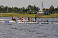 Wallingford Rowing Club Regatta 2011. Dorney.(J15A.4+).Bryanston School (308).Sir William Borlase School (309)