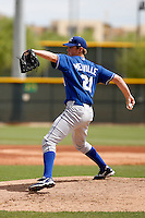 Tim Melville  -  Kansas City Royals - 2009 extended spring training.Photo by:  Bill Mitchell/Four Seam Images