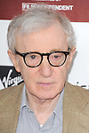Woody Allen at The Los Angeles Film Festival North American Premiere of ?TO ROME WITH LOVE, ? held at   The Regal Cinemas L.A. LIVE Stadium 14 in Los Angeles, California on June 14,2012                                                                               © 2012 Hollywood Press Agency