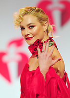 NEW YORK, NY - February 7 : Elisabeth Rohm attends The American Heart Association's Go Red For Women Red Dress Collection 2019 Presented By Macy's at Hammerstein Ballroom on February 7, 2019 in New York City.<br /> CAP/MPI/JP<br /> &copy;JP/MPI/Capital Pictures