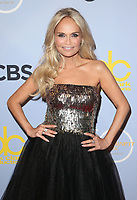 04 October 2017 - Los Angeles, California - Kristin Chenoweth. CBS &quot;The Carol Burnett Show 50th Anniversary Special&quot;. <br /> CAP/ADM/FS<br /> &copy;FS/ADM/Capital Pictures