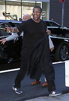 Denzel Washington at Good Morning America