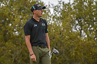 Richy Werenski (USA) watches his tee shot on 10 during day 3 of the Valero Texas Open, at the TPC San Antonio Oaks Course, San Antonio, Texas, USA. 4/6/2019.<br /> Picture: Golffile | Ken Murray<br /> <br /> <br /> All photo usage must carry mandatory copyright credit (© Golffile | Ken Murray)