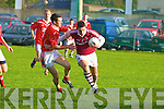 Declan O'Sullivan Dromid Brendan Poff St Pats