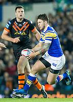 Picture by Allan McKenzie/SWpix.com - 23/03/2018 - Rugby League - Betfred Super League - Leeds Rhinos v Castleford Tigers - Elland Road, Leeds, England - Tom Briscoe.