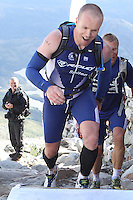 Race number 11 - Knut Ole Thoreplass -  Sunday Norseman Xtreme Tri 2012 - Norway - photo by chris royle / boxingheaven@gmail.com