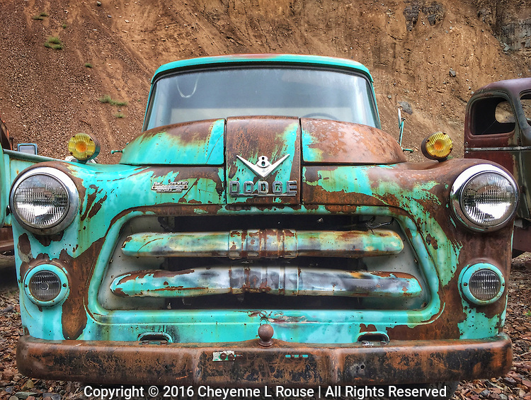 Dodge V8 Truck