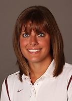STANFORD, CA - SEPTEMBER 10:  Kerry Kraemer of the Stanford Cardinal during women's swimming picture day on September 10, 2009 in Stanford, California.