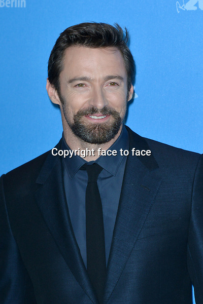 """Hugh Jackman attending """"Les Miserables"""" Photocall during the 63rd Berlinale Film Festival at Grand Hyatt Hotel Berlin, Germany, 09.02.2013...Credit: Michael Timm/face to face"""