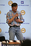 "William Chappell speaks at the ""We Are Western"" event hosted by the Western Nevada College Foundation, in Carson City, Nev., on Friday, March 8, 2019. <br /> Photo by Cathleen Allison/Nevada Momentum"