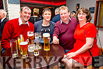 Pictured at the Dromid GAA Social in Watervilleon Saturday night last were l-r; David & Joan Moriarty with Dan & Jacinta Sheehan.