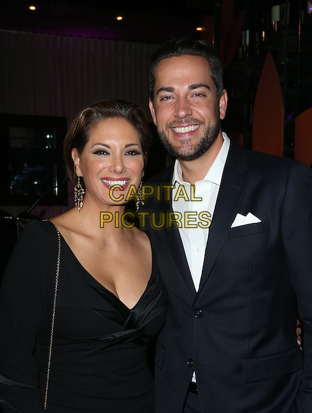 Hollywood, CA - November 05 Alex Meneses, Zachary Levi Attending The Eva Longoria Foundation Annual Dinner - Inside  At Beso On November 05, 2015. <br /> CAP/MPI/FS<br /> &copy;FS/MPI/Capital Pictures