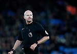 Referee Lee Mason in action during the premier league match at Selhurst Park Stadium, London. Picture date 12th December 2017. Picture credit should read: David Klein/Sportimage