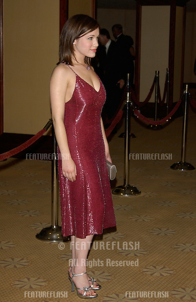 Actress MARLA SOKOLOFF at the 54th Annual Directors Guild Awards in Beverly Hills..09MAR2002. © Paul Smith / Featureflash