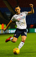 Bolton Wanderers' Pawel Olkowski<br /> <br /> Photographer Alex Dodd/CameraSport<br /> <br /> The EFL Sky Bet Championship - Bolton Wanderers v West Bromwich Albion - Monday 21st January 2019 - University of Bolton Stadium - Bolton<br /> <br /> World Copyright © 2019 CameraSport. All rights reserved. 43 Linden Ave. Countesthorpe. Leicester. England. LE8 5PG - Tel: +44 (0) 116 277 4147 - admin@camerasport.com - www.camerasport.com