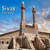 Pictures & Images of Seljuk Medrese, Sivas, Turkey -